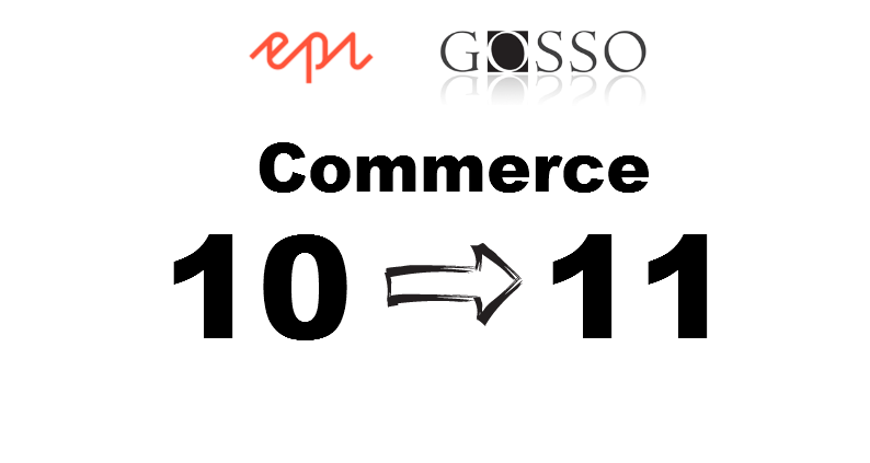 Upgrading to #Episerver Commerce 11 – a developer's memorandum